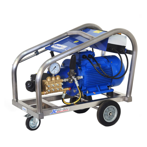High Pressure Jet Cleaners 350-500 Bar - 5,000-7,250 PSI