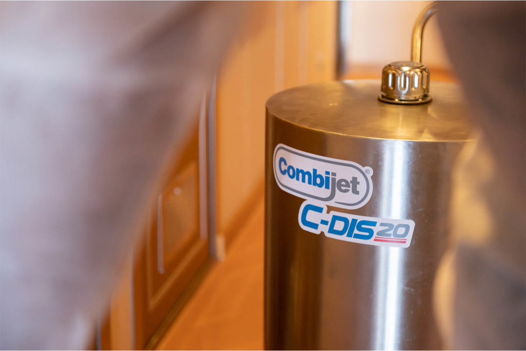 C-DIS Surface Disinfection System